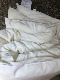 Luxury Continental Coop Double Bed Quilt