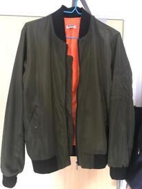 Zeagoo Bomber Jacket Size S Woman