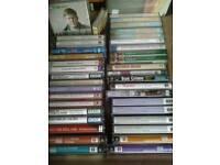 Box of talking books (cassettes )