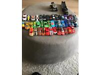Lot of 46 Hot Wheels
