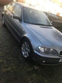 FOR SALE BMW 320D SE, SALOON, 2Litre Diesel