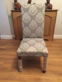 Next Harlow dining chairs x 4 brand new