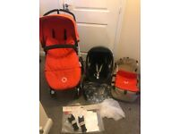 Bugaboo Cameleon 3 in 1 Full Travel System! Pushchair, Carrycot & Maxi Cosi Car Seat!
