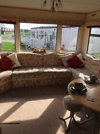 Perfect starter caravan holiday home on the east coast of Yorkshire 5 minutes from the beach