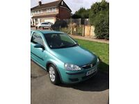 PERFECT FIRST CAR TIDY VAUXHALL CORSA METALLIC GREEN WITH WHITE DIALS AUTO WINDOWS AND STEREO