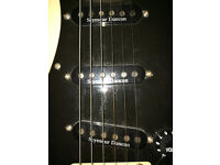 Mint condition Fender Lite Ash Strat