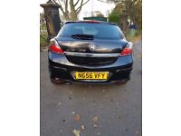 Vauxhall Astra SXI Black 1.6 3dr Coupe, 1 Owner