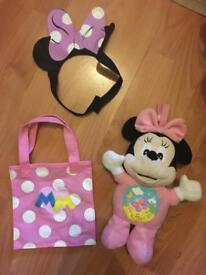 Mini mouse toys