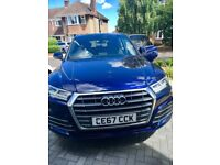 Q5 Audi nearly new