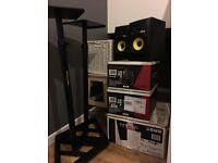 1 x PIONEER DJM800 2 x PIONEERS CDJ350 2 x KRK Rokit 5 monitors 2 x speaker stand