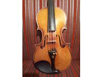 Nice and Antique Violin