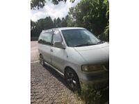 Nissan Largo- spares or repair