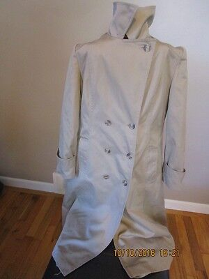 very nice teen's J. Gallery outerwear trench coat jacket with liner size 7 (Trenchcoat Teen)