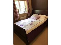 Used Curved Double Bed