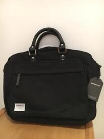 NEW - Sandqvist Pontus briefcase
