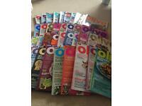35 Olive Magazines...
