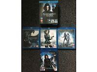 *** Underworld Trilogy + Underworld Awakening (2D & 3D) on Blu-ray £10 ***