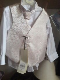 Page boy, Christening outfit