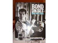 Bond On Set (James Bond)
