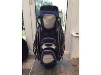 Golf trolley/cart bag by Maxfli