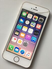 iPhone 5s rose gold 16gb locked to EE