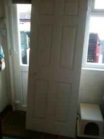 Interior hollow door