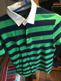 Ralph L Polo size medium