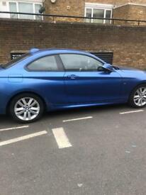 BMW 2 SERIES *CAT D* BARGAIN 2 OWNERS