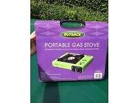 Outback Portable Gas Stove - Never Used, brand new in box and plastic
