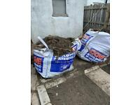 Garden soil etc..
