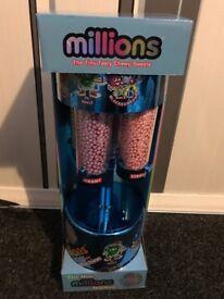 Kids large Blue millions machine/dispenser