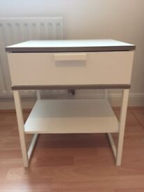 IKEA bedside table TRYSIL - excellent condition