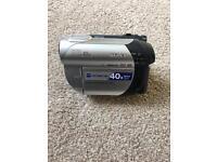 Sony CD camcorder