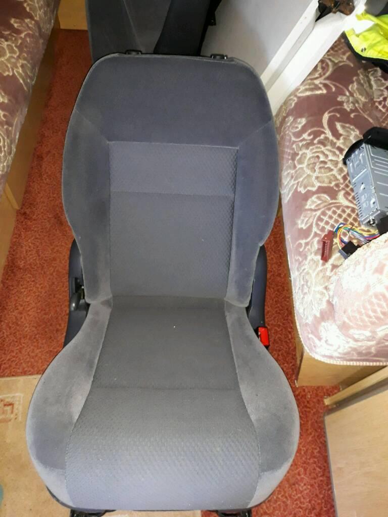 2 x Rear Seats - Fits Ford Galaxy/VW Sharan/Seat Alhambra