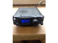 Yaesu ft817 plus accesories / Uniden bearcat 9000xlt Plus Aerials MFJ deluxe tuner +mfj 16010 tuner