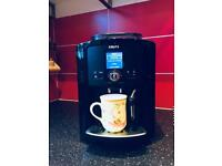 KRUPS EA8080 bean to cup expresso coffee machine