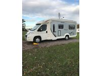 Fantastic 2 berth Swift Bolero 630PR motorhome with reversing camera, alarm, bike rack and much more