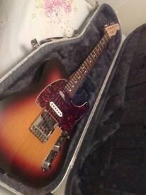 Fender Nashville Telecaster Mexico