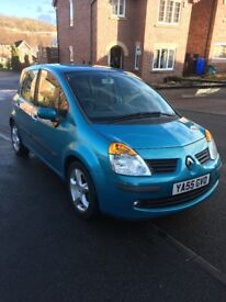 Renault Modus £30.00 a year road tax