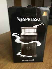 Nespresso Aeroccino 3 (Milk Frother)
