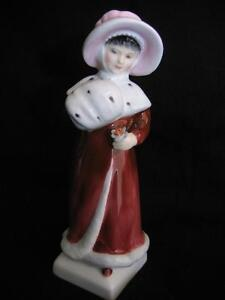 "ROYAL DOULTON KATE GREENAWAY ""SOPHIE"" FIGURINE MADE IN ENGLAND"