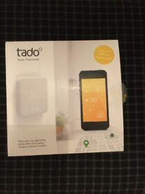 Tado smart thermostat
