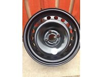 "16"" Renault wheel - ideal spare if your car doesn't come with 1"