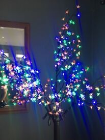 LED decorative tree light