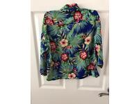 Palm tree shirt