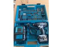 Makita combi Drill Set Brand new never used