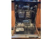 Amica Integrated Dishwasher