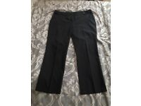 Dorothy Perkins Black Dress Trousers