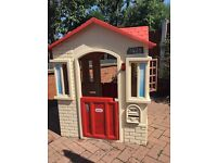 Little tikes country cottage house