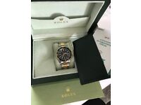 mens 2002 GMT master II for sale